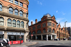 Corner of High Street and Thomas Street, Manchester
