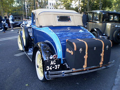 Ford A (1930).