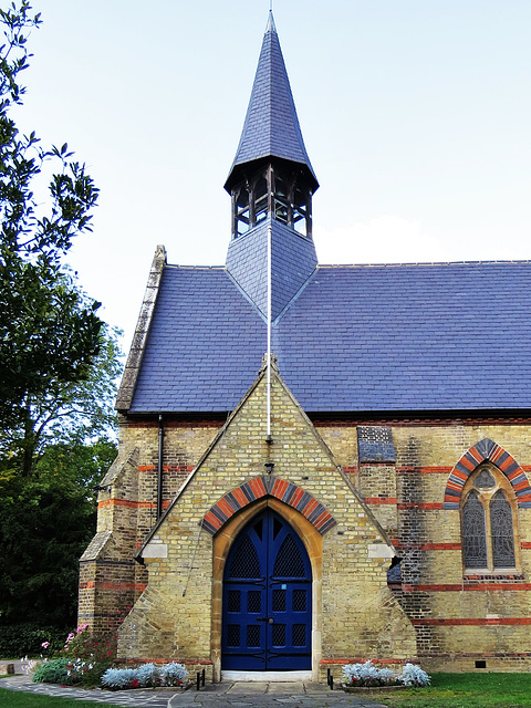 john the baptist, clay hill, enfield, london