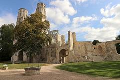 Abbaye de Jumieges, Normandy