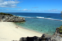 Idyllic Beach on Rodrigues