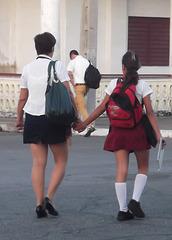 Allons à l'école