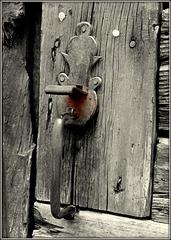 La porte des vacances..... :-)