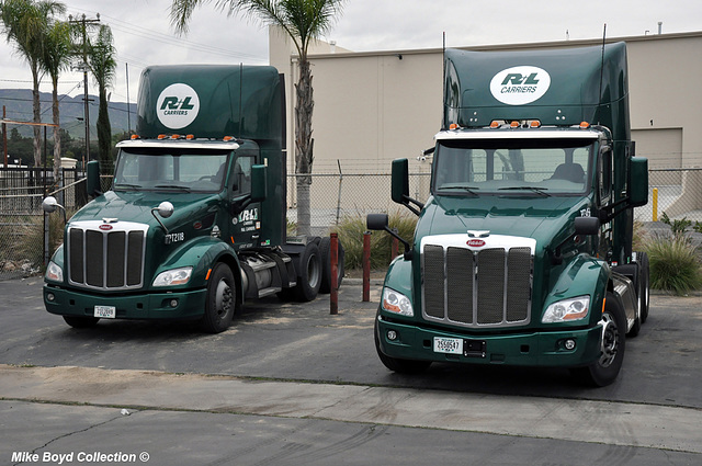 r&l carriers team drivers pay