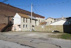 Residential area of Miamisburg, Ohio.