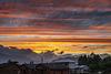 La Junta - burning sky