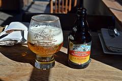 Bier La Blonde du Mont Blanc