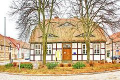 Bad Wilsnack, das alte Rathaus
