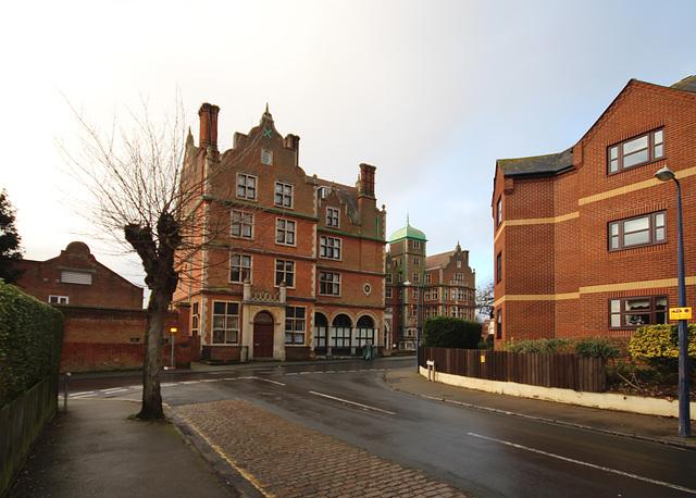 Former Felix Hotel Felixstowe Suffolk