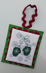 Cosy & Wolly Ornament 12/21/2016