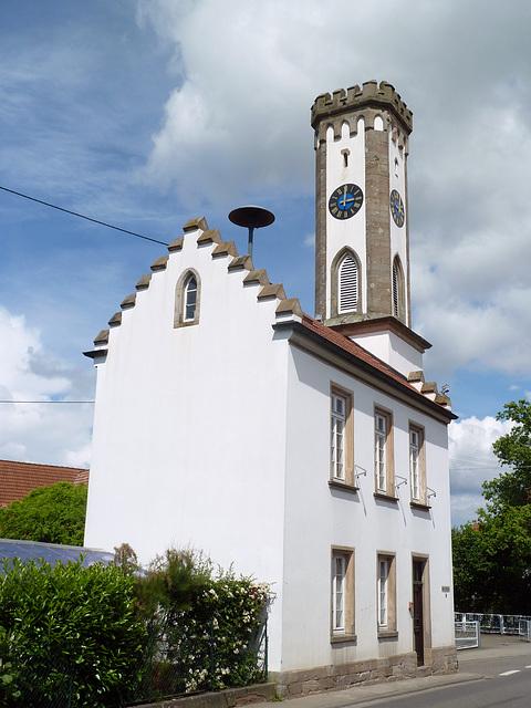 Uhrturm in Oberhausen