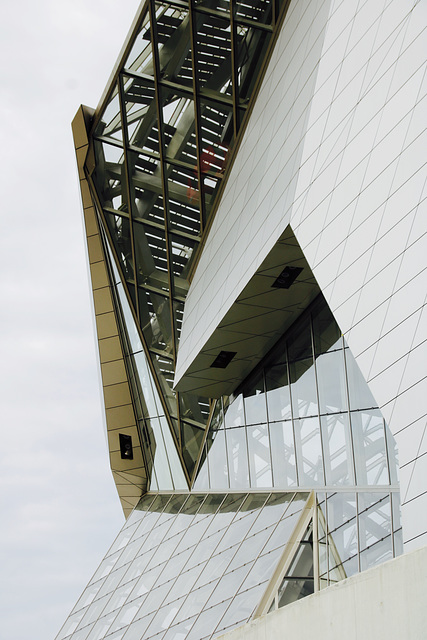Musée des Confluences, Lyon - Architectural Detail I