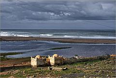 Old churchyard Sidi Ifni