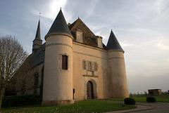 Eglise de Romilly-sur-Aigre