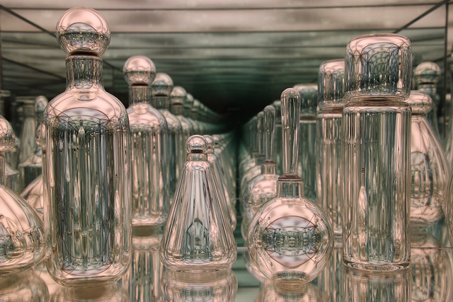 Endlessly Repeating Twentieth Century Modernism (Explored)
