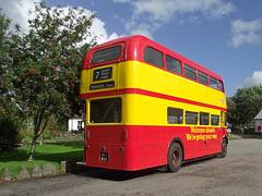 Routemaster at Strathcarron