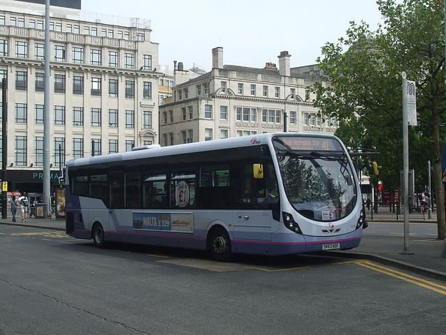DSCF0645  First Manchester SK63 KGF