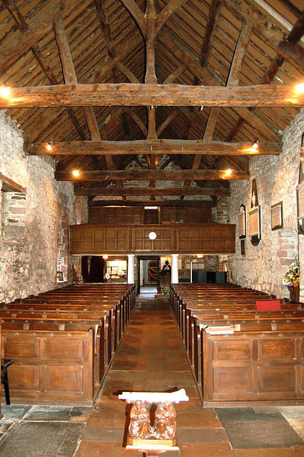 St Mary and St Michael's Church, Great Urswick, Cumbria
