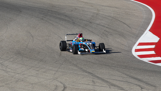 Zoey Edenholm - Jay Howard Driver Development - Formula 4 U.S.