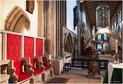 Inside Llandaff Cathedral 1