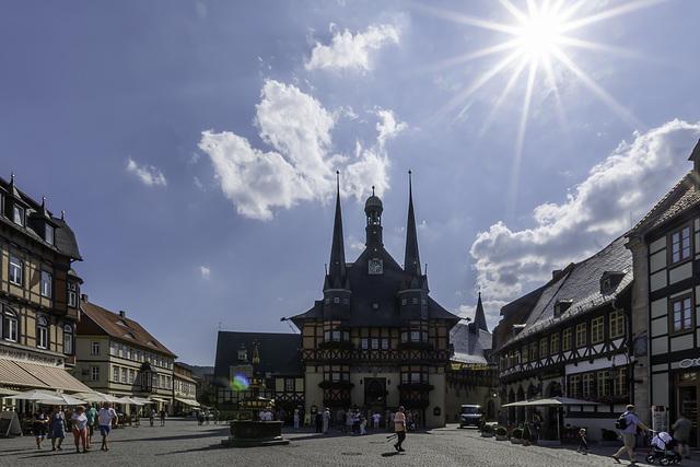 Wernigerode, Rathaus