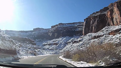 You cannot drive through GRAND CANYON