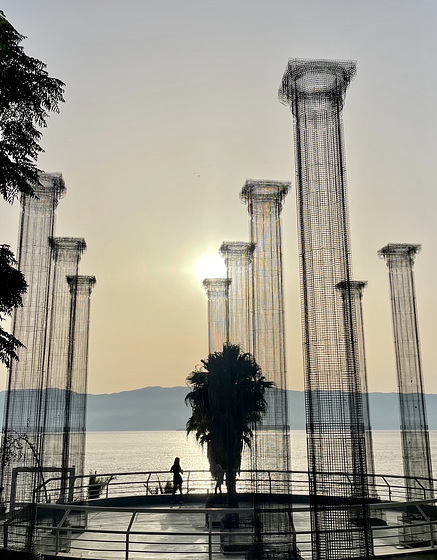 colonne doriche