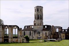 Abbaye de La Sauve-Majeure.
