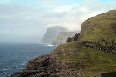 Feroe Islands, Vágar, Miovágur