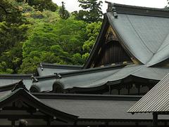 Sanctuaire shintoïste Ise-Jingu, Ise (Kansaï, Japon)
