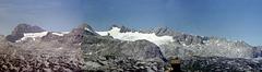 Dachstein und Hallstätter Gletscher