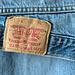 Levi Strauss Jeans - Nikkor 35-70mm f/2.8 AF