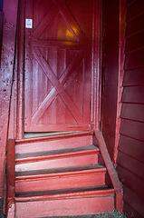 Door frame, Bergen