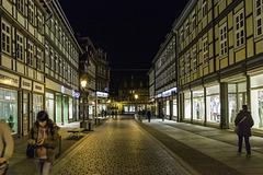 Abends in Wernigerode