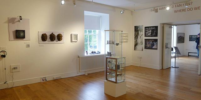 MA exhibition view
