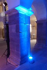 Schloss Corvey - in blau