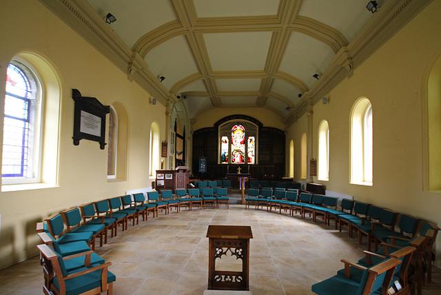 St Anne's Church, Ings, Cumbria