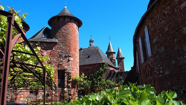 La tour de Frial...