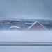 Lapland, Norway, Snow storm