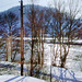 Wintersonne über dem Elbtal