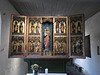 Altar in der St. Wiperti Kirche/ Quedlinburg (2xPiP)
