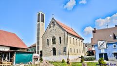 Katholische Kirche St. Michael,Oberrot-Hausen