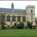 Pembroke College chapel
