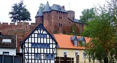 DE - Heimbach - View of the castle