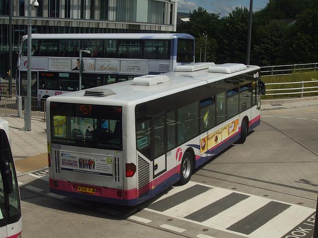 DSCF0513 First Manchester W346 RJA