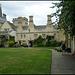Pembroke College quad
