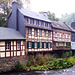 DE - Monschau - Houses on the Rur