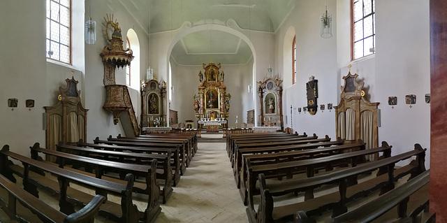 Großauheim, Jakobuskirche