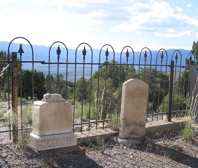 Osceola, NV cemetery (#1256)