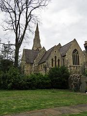 st john's church, penge